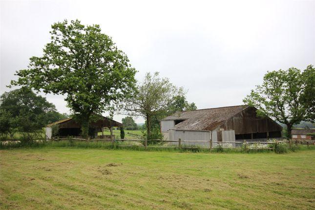 Thumbnail Detached house for sale in Ludwells Farm, Cowden, Edenbridge, Kent