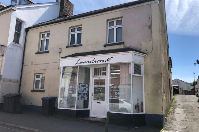 Thumbnail Flat to rent in Newport Road, Barnstaple
