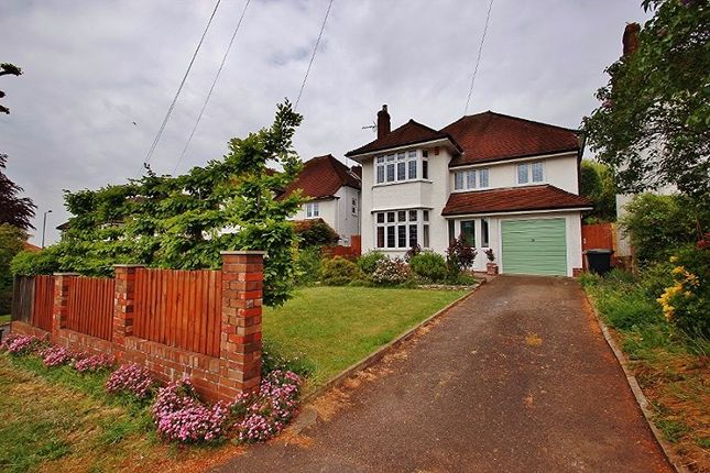Thumbnail Detached house for sale in Falcondale Road, Westbury On Trym, Bristol