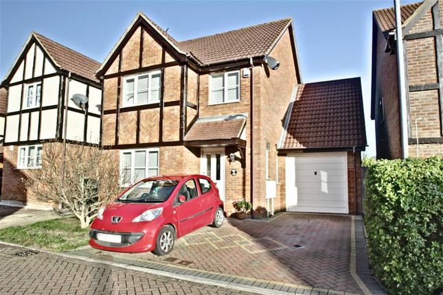Thumbnail Detached house for sale in Peacock Walk, Abbots Langley