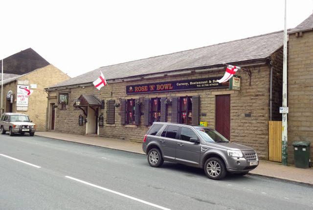 Thumbnail Restaurant/cafe for sale in Bacup, Lancashire