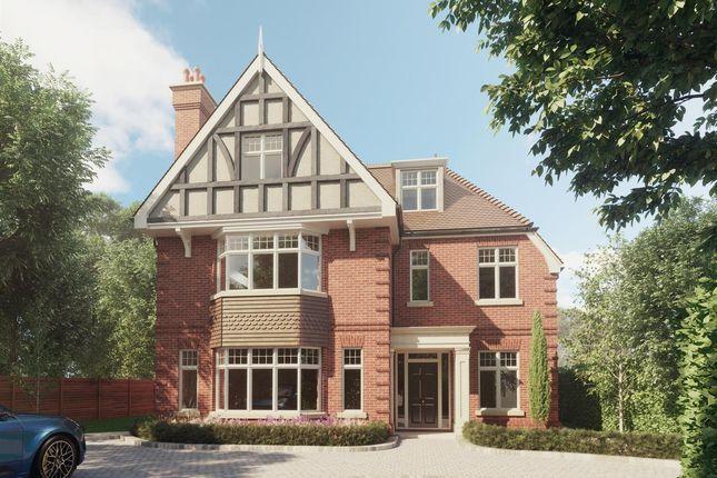 Thumbnail Detached house for sale in Devenish Road, Sunningdale, Ascot