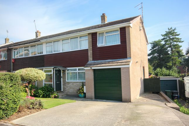 Thumbnail Semi-detached house for sale in Rivers Road, Yeovil