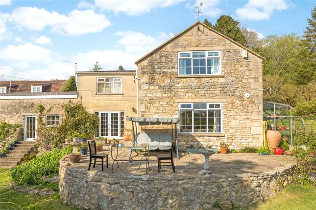 Thumbnail Detached house for sale in Combe Hay Lane, Dunkerton, Bath