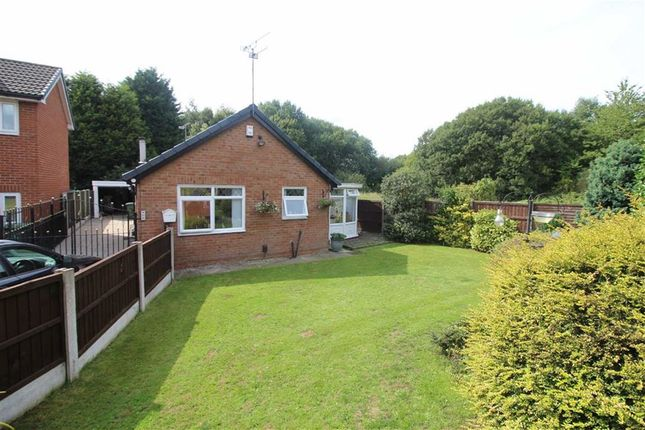 Thumbnail Detached bungalow for sale in Branthwaite, Higher Ince, Wigan