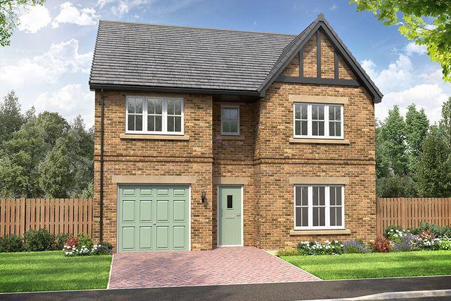 "4 bed detached house for sale in ""Hartford"" at West End Lane, Ulverston LA12"