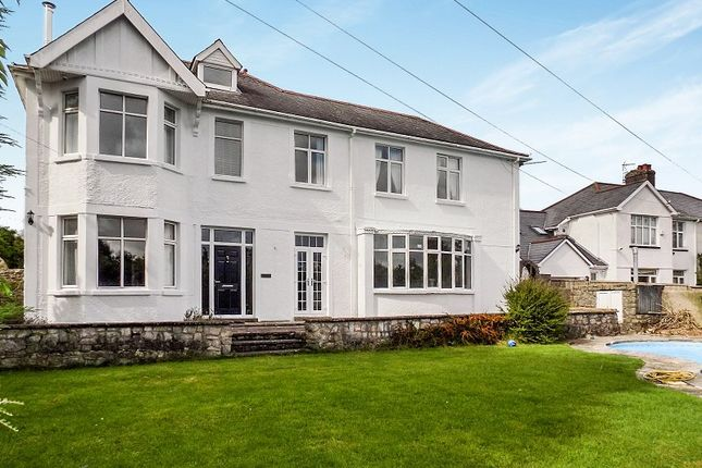 Thumbnail Detached house for sale in West Road, Bridgend
