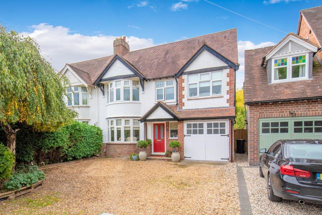 Thumbnail Semi-detached house for sale in Banbury Road, Stratford-Upon-Avon