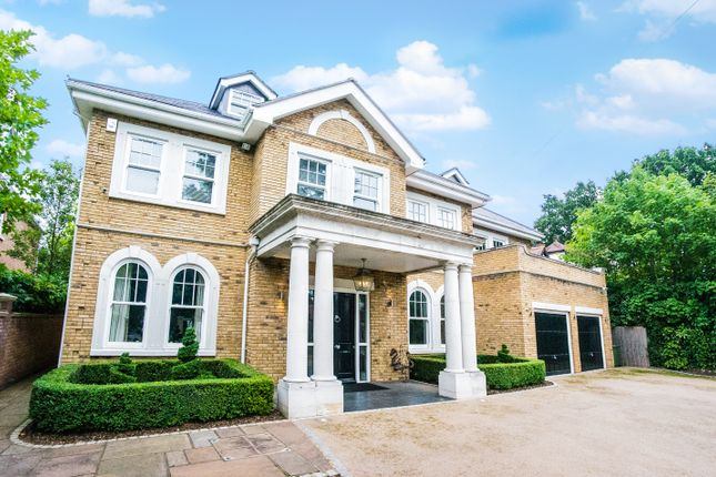 Thumbnail Detached house for sale in Emerson Park, Essex