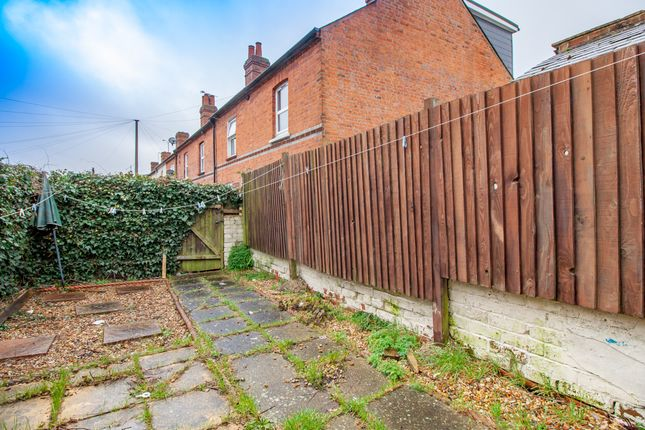 Garden of Waldeck Street, Reading, Berkshire RG1