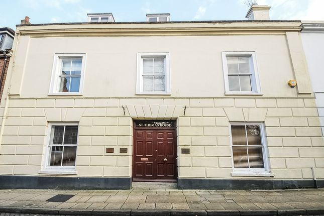 Thumbnail Flat to rent in St. Thomas Street, Winchester