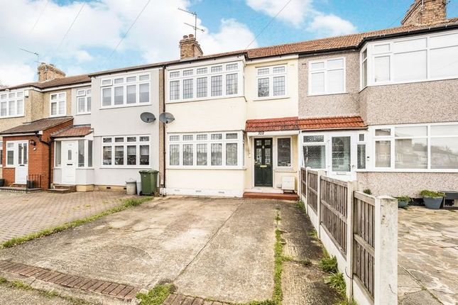 Thumbnail Terraced house for sale in Percy Road, Romford