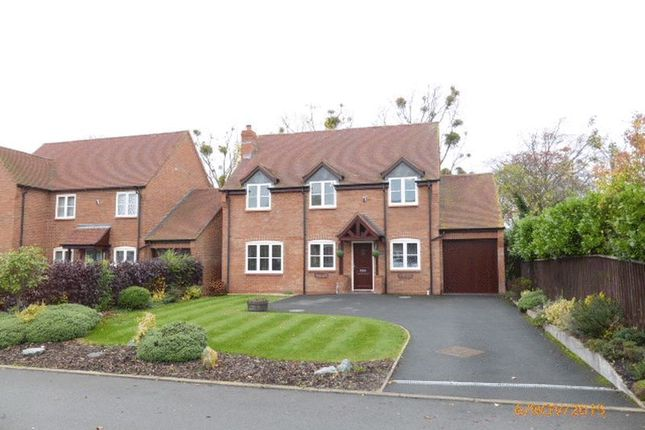 Thumbnail Detached house to rent in Dean Lane, Stoke Orchard, Cheltenham