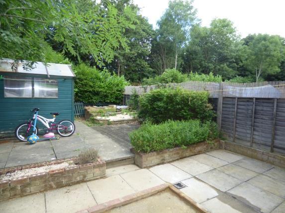 Garden of Lenthall Close, Bradwell, Milton Keynes, Buckinghamshire MK13
