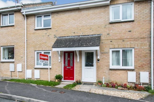 Thumbnail Terraced house for sale in Buckingham Way, Dorchester