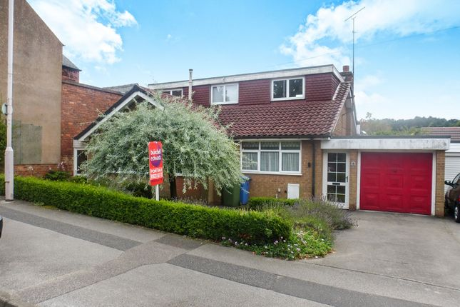 Thumbnail Detached bungalow for sale in Berry Hill Lane, Mansfield