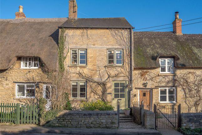 Thumbnail Terraced house for sale in Bushey Row, Bampton, Oxfordshire