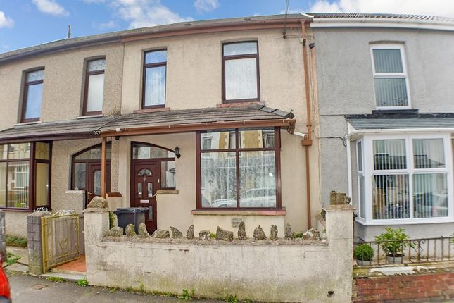 Thumbnail Terraced house for sale in Rugby Road, Resolven, Neath, Neath Port Talbot.