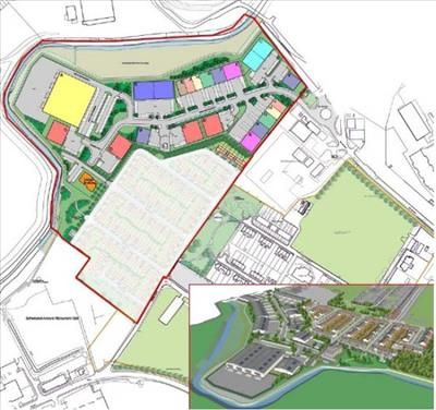 Thumbnail Land for sale in Pool Business Park, Pool Lane, Bromborough Pool