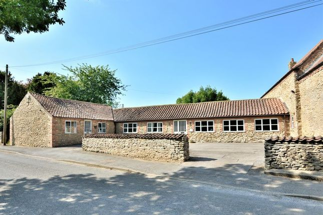 Thumbnail Bungalow for sale in Fen Road, Owmby By Spital, Market Rasen