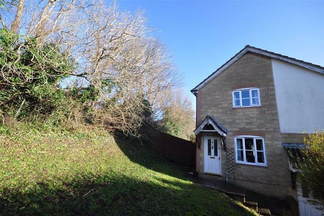 Thumbnail Semi-detached house for sale in The Budding, Stroud