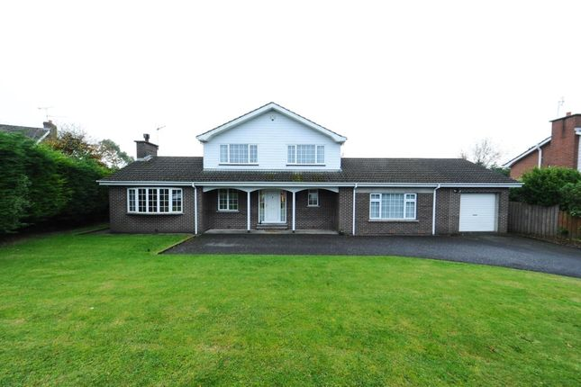 Detached house for sale in Helensview Crescent, Newtownards