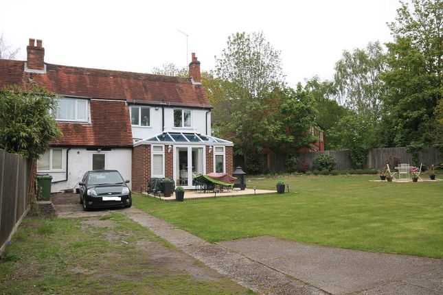 Thumbnail Semi-detached house for sale in Old Dean Road, Camberley