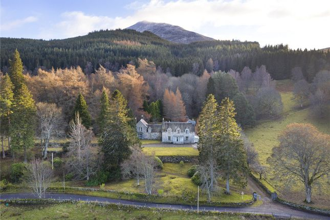 Thumbnail Land for sale in Kinloch Rannoch, Pitlochry, Perth And Kinross