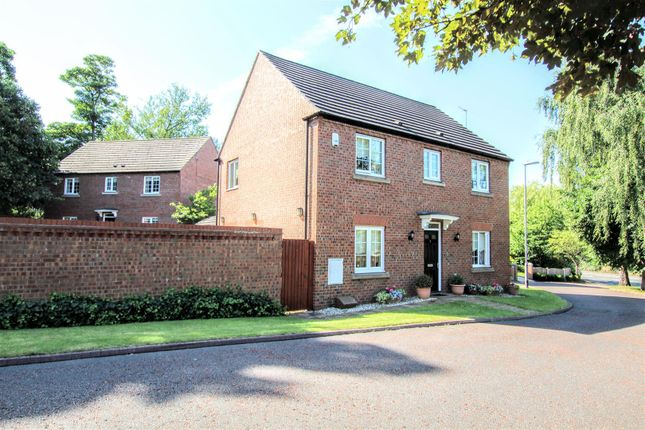 Thumbnail Detached house for sale in Dulson Way, Prescot