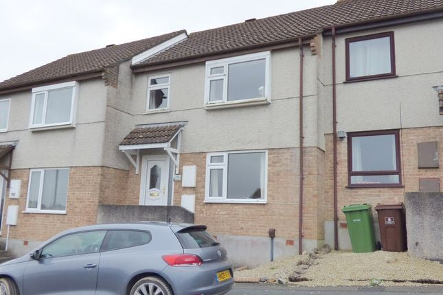Thumbnail Terraced house for sale in Bellingham Crescent, Plympton, Plymouth