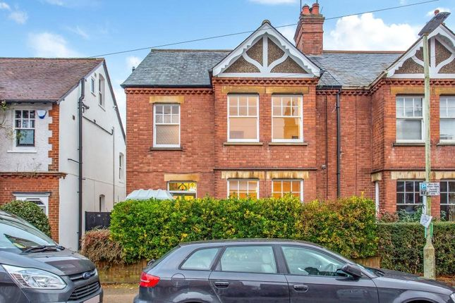 4 bed semi-detached house to rent in Tennyson Road, Harpenden, Hertfordshire AL5