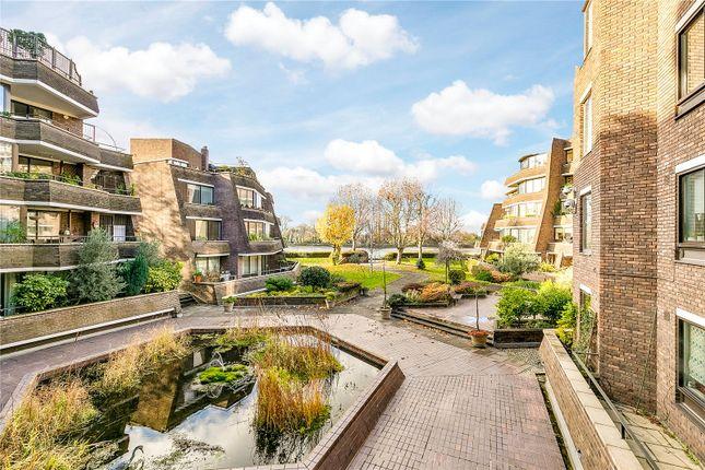 Communal Gardens of Alder Lodge, 73 Stevenage Road, London SW6
