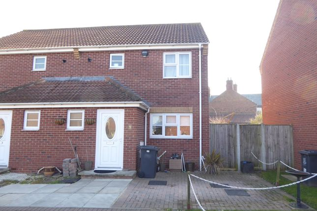 Thumbnail Semi-detached house to rent in Drifters Way, Great Yarmouth