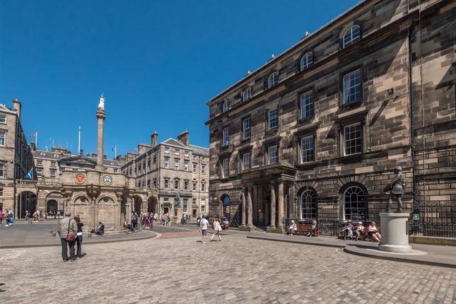 Thumbnail Flat for sale in Parliament Square, Edinburgh