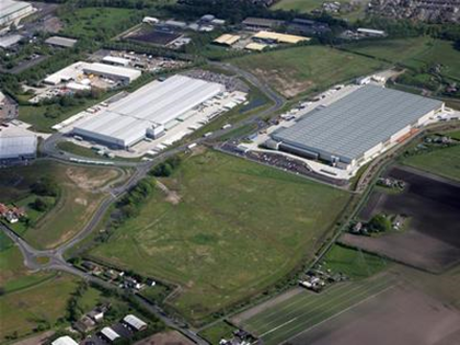 Thumbnail Industrial for sale in Skelmersdale Distribution Park, Statham Road, Skelmersdale, Lancashire
