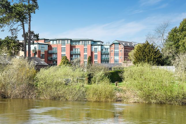 Thumbnail Flat for sale in Riverview Court, Bridge Street, Hereford