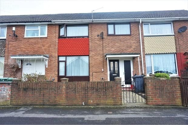 Thumbnail Terraced house to rent in Broom Gardens, Leeds, West Yorkshire