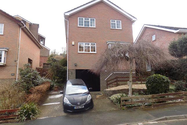 3 bed detached house for sale in Amberslade Walk, Dibden Purlieu