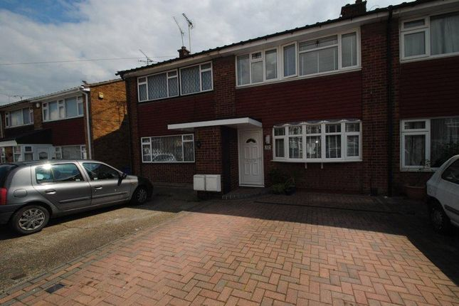 3 bed terraced house for sale in Bryanston Road, Tilbury, Essex