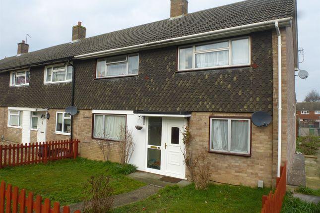Thumbnail End terrace house for sale in Pinkerton Road, Basingstoke