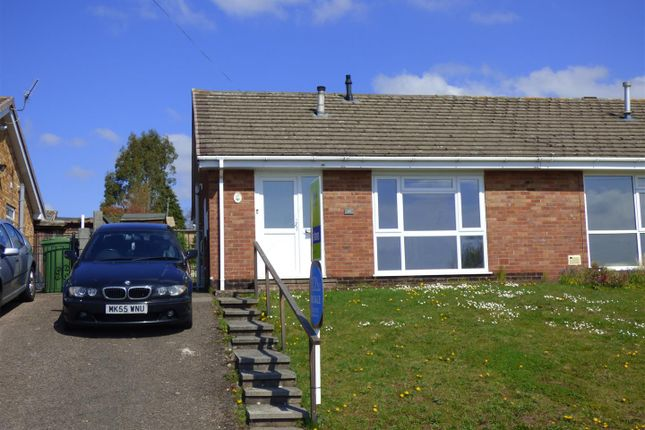 Thumbnail Semi-detached bungalow for sale in Wyebank Road, Tutshill, Chepstow