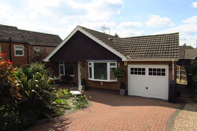 Thumbnail Detached bungalow for sale in Main Street, Newthorpe, Nottingham