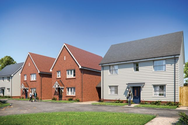 Thumbnail Semi-detached house for sale in East Street, Harrietsham, Maidstone