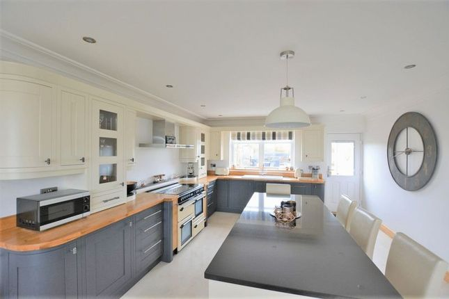 Thumbnail Semi-detached bungalow for sale in Moresby Parks, Whitehaven