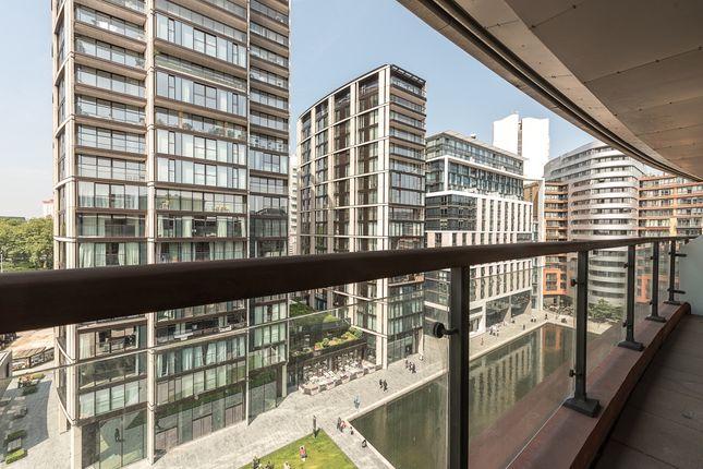 Balcony of South Wharf Road, London W2