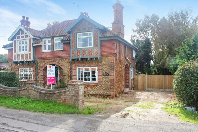 3 bed cottage for sale in Lynn Road, East Winch, King's Lynn