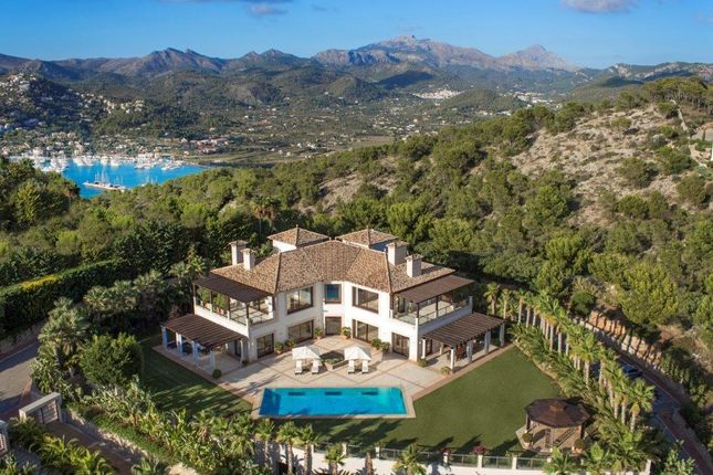 Thumbnail Villa for sale in Puerto Andratx, Port D'andratx, Palma De Mallorca, Majorca, Balearic Islands, Spain