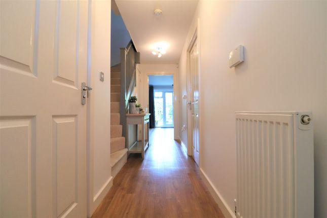 Hallway of Garfield, Langford, Biggleswade SG18