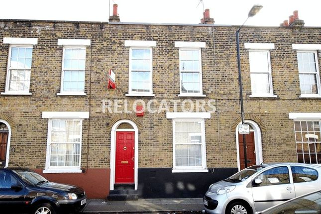 Thumbnail Terraced house to rent in Chaseley Street, London