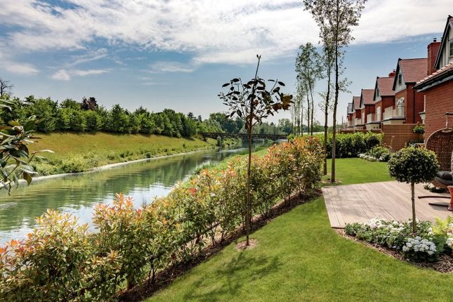 Thumbnail Detached house for sale in Taplow Riverside, Mill Lane, Taplow, Maidenhead